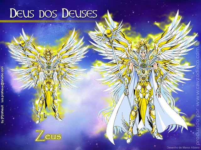 kamui de zeus Zeus