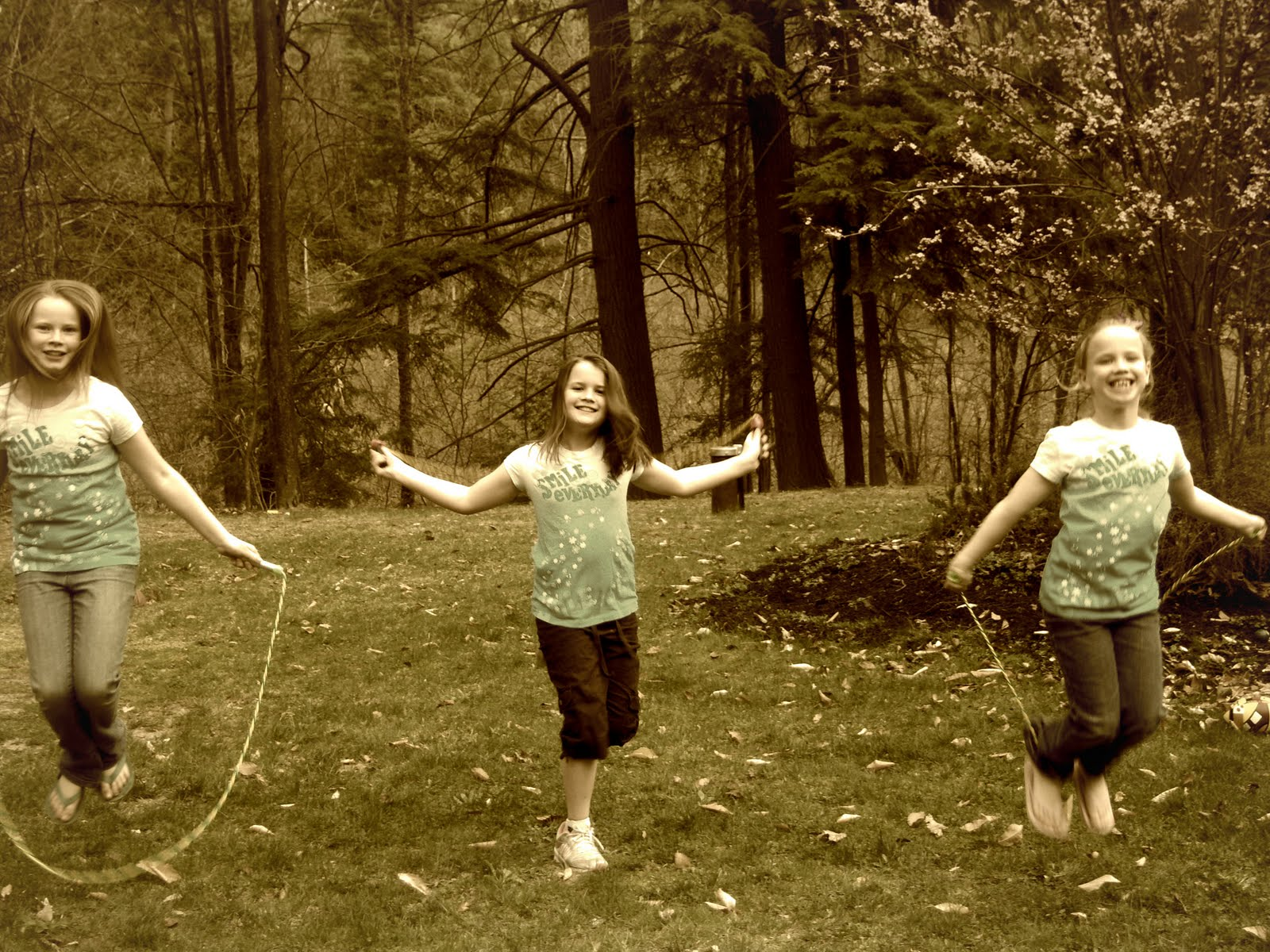 Old fashioned jump rope rhymes 85