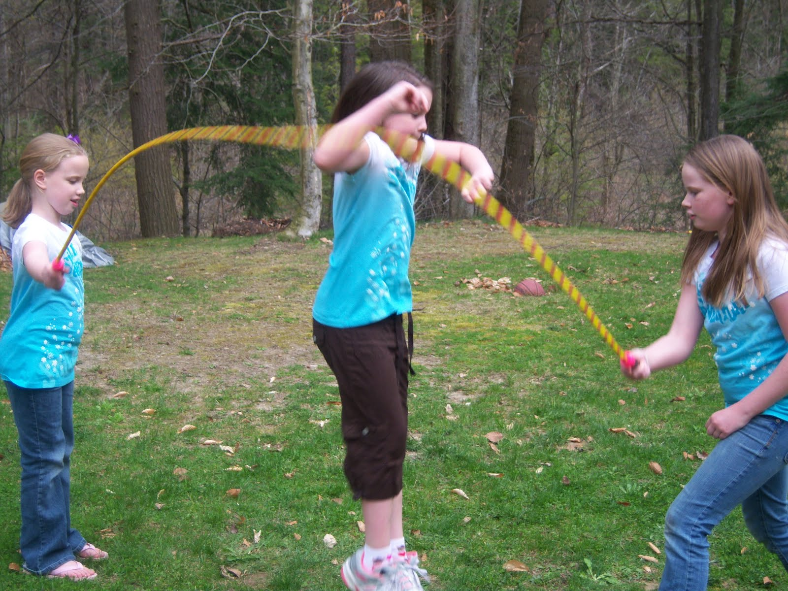 Old fashioned jump rope rhymes 46