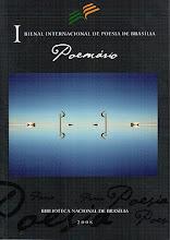 Livro: Poemário - Biblioteca Nacional de Brasília