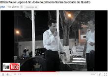 Sarau de Quadra, SP - 05/12/2009