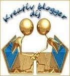Kreatív blogger - díj