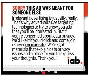 IAB privacy