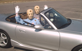 Crash Test Dummies