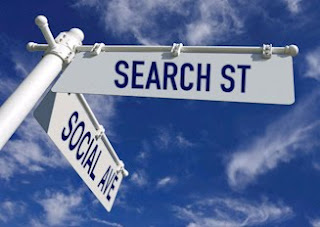 The crossroads between search and social