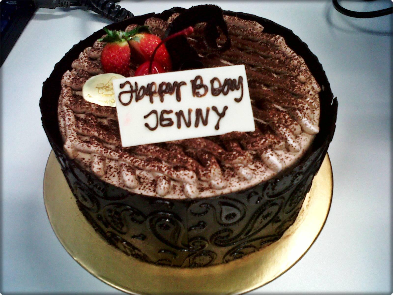 Birthday Cake Jenny Image Inspiration of Cake and Birthday