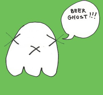 Beer Ghost