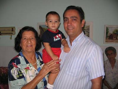 Goiandira do Couto, Murilo e Marco Antônio