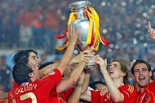 Selecçao Espanhola vence Alemanha na final do Euro 1-0