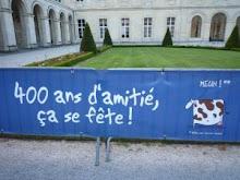 400 anos de presença francesa na America e aberto ao mundo