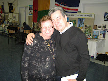 Sra. Olga Loureiro, vencedora do prémio Eu Amo a Lusofonia, 1 jantar p/2 Chez  Les Portugais