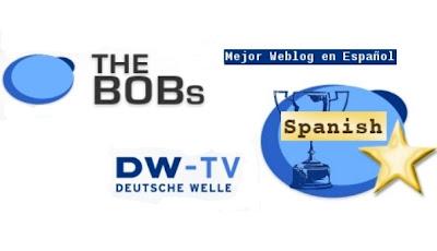 Premios The BOBs, The Bestt of the Blos, vuelta al mundo, round the world, La vuelta al mundo de Asun y Ricardo, mundoporlibre.com