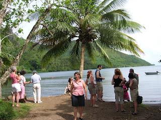 Playa de Moorea, Polinesia Francesa, vuelta al mundo, round the world, La vuelta al mundo de Asun y Ricardo