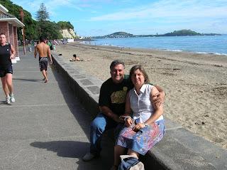 Missión Bay, Auckland, Nueva Zelanda, vuelta al mundo, round the world, La vuelta al mundo de Asun y Ricardo