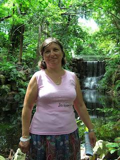 Cascada, Darwin, Australia, vuelta al mundo, round the world, La vuelta al mundo de Asun y Ricardo