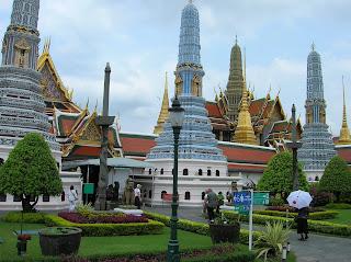 gran palacio real, bangkok, tailandia,vuelta al mundo, round the world, información viajes, consejos, fotos, guía, diario, excursiones