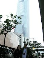 Two International Finance Centre, Hong Kong, China, vuelta al mundo, round the world, La vuelta al mundo de Asun y Ricardo