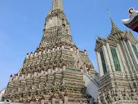 wat arun, bangkok, tailandia,vuelta al mundo, round the world, información viajes, consejos, fotos, guía, diario, excursiones