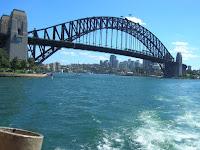 Sydney Harbour Bridge, Puente Sydney Harbour, Sidney, Sydney, Australia, vuelta al mundo, round the world, La vuelta al mundo de Asun y Ricardo