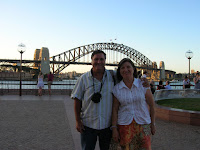 Harbour Bridge,Sidney, Sydney, Australia, vuelta al mundo, round the world, La vuelta al mundo de Asun y Ricardo