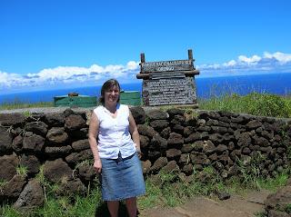 Orongo, Isla de Pascua, Easter Island, vuelta al mundo, round the world, La vuelta al mundo de Asun y Ricardo