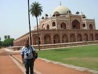 Tumba de Humayun, Humayun's tomb, Nueva Delhi, New Delhi, India, vuelta al mundo, round the world, La vuelta al mundo de Asun y Ricardo