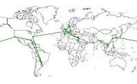 mapa la vuelta al mundo en 180 días, blog la vuelta al mundo en 180 días, entrevista La vuelta al mundo en 180 días, vuelta al mundo, round the world, información viajes, consejos, fotos, guía, diario, excursiones