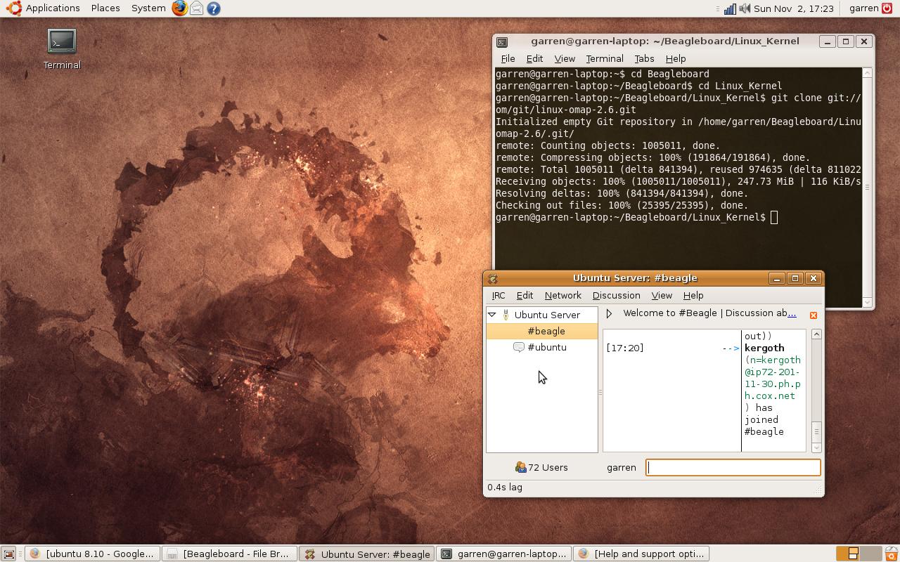 [Desktop]