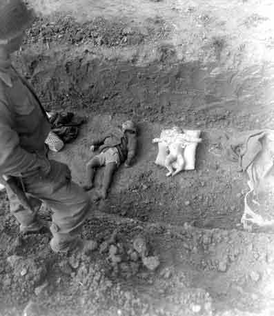 Seconda guerra mondiale: 50 milioni di morti, oltre la metà popolazione civile.