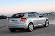 . e diferenças na linha 2009 tanto do Audi A3 e Audi S3 da Europa.