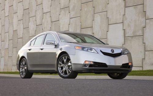 Best Gas Mileage Car - 2008: Acura TL Gas Mileage 2009