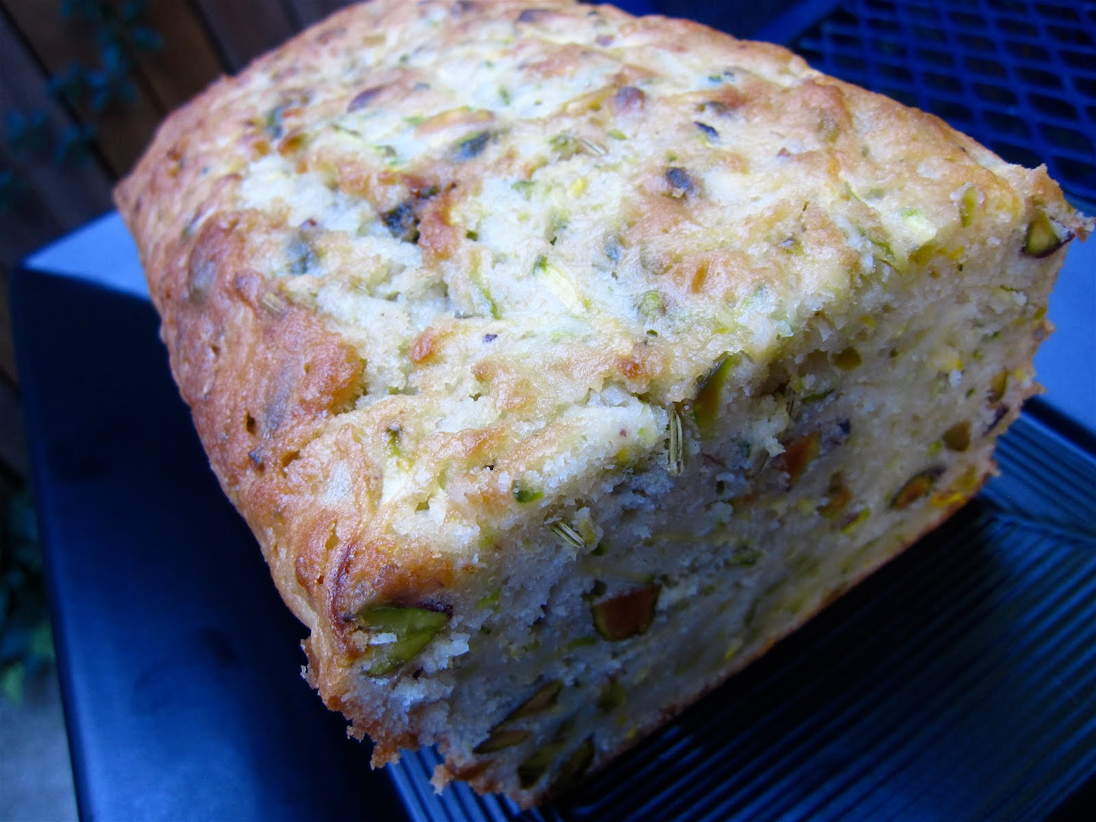 Consumed: My Culinary Adventure: Summer Squash Cake