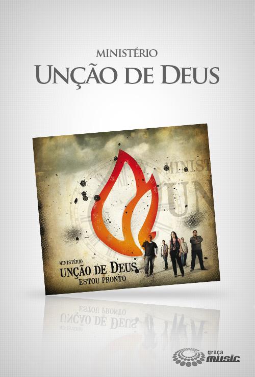 """Resenha do CD """"Estou Pronto"""" – Ministério Unção de Deus."""