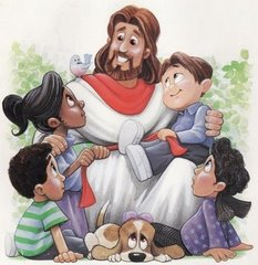 Jesus ama as crianças