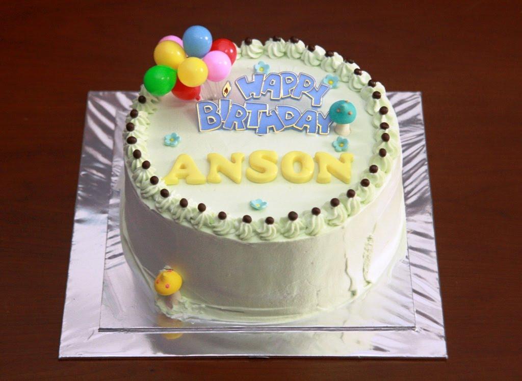 Haven Bakery Anson Birthday Cake