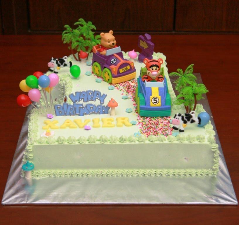 Haven Bakery: Baby Xavier 1st Birthday
