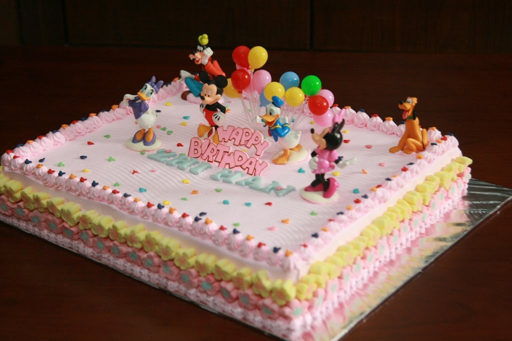 Haven Bakery Zhi Han Birthday Cake
