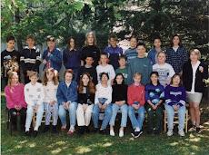 6ème , année scolaire  de 1995
