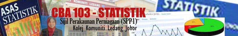 CBA 103 - STATISTIK