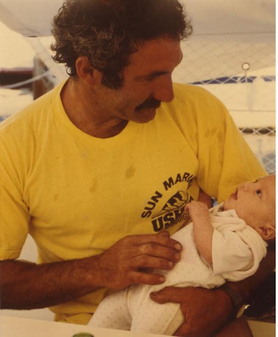 Mowgli à Port Camargue 1987