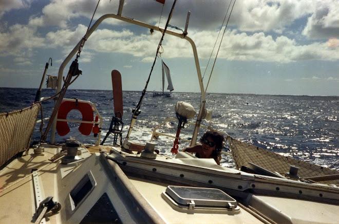 Directon l'île Saint Martin