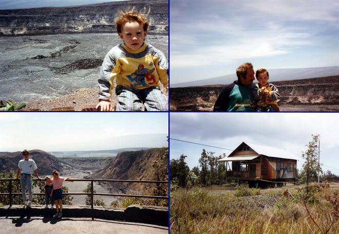 Paysages volcaniques