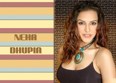 Neha Dhupia hot