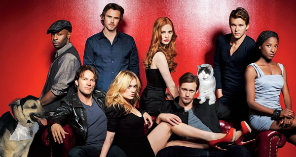 true blood season 4 cast photos. true blood cast.