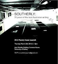 Invitation to SOUTHERLY 69.3