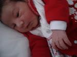 Lívia Primeiro dia de vida