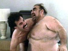 10 - Edward Norton contra ele mesmo em Clube da Luta . Uma cena ...