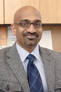 Dr. Samir Gupta, assistant professor of internal medicine at UT Southwestern and lead author of a study available online in Cancer Causes and Control