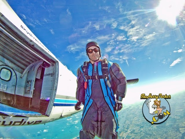 Harry Parker Photography, Skydive, WingSuit
