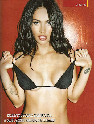 Hot Sexy Nude Megan Fox